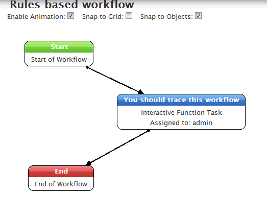 Step 1 - create a simple test flow